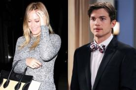 Hilary Duff vuelve a la actuación como pareja de Ashton Kutcher