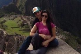 Fotos: Sully Sáenz y Evan Piccolotto disfrutan su amor en Machu Picchu