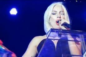 Lady Gaga reapareció en el 'Gay Pride' y dio emotivo discurso - Video