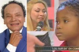 Melcochita llama 'bruta' a Belén Estevez por comentarios hacia Dayron Farfán
