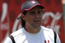 Preparador físico de la Selección Peruana Sub 20 se va al Barcelona