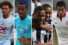 Tabla de posiciones: Fútbol peruano fecha 28 por el Descentralizado 2013