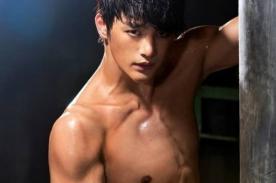 Seo In Guk luce sexys músculos para revista deportiva - Fotos