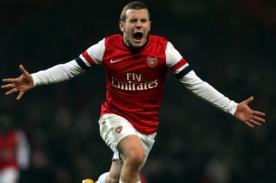 Video: Arsenal marcó el mejor gol de jugada colectiva de la temporada