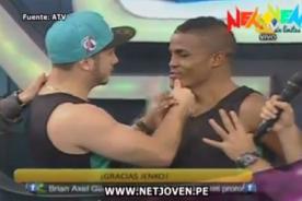 Combate: Jenko le pide a 'Pantera' Zegarra que lo entrene - Video
