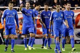 Real Madrid: Cinco penales en contra en tres partidos para los merengues