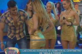 Las Chicas Doradas calentaron la mañana en Hola a Todos - Video