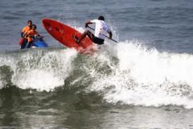 Video: José Gómez realizó una espectacular presentación en Sup Surf