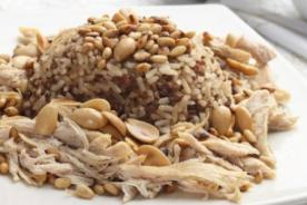 Recetas de Navidad: Ingredientes y preparación del original arroz árabe
