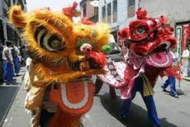 Lima y la Calle Capón se alistan para recibir el Año Nuevo Chino 2014