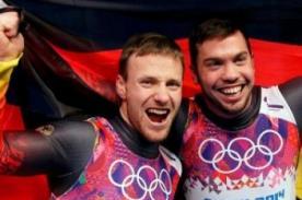 Sochi 2014: Alemania lidera el medallero en los juegos olímpicos
