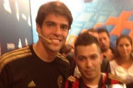 Kaká: Cristiano Ronaldo es el mejor jugador con el que compartí equipo