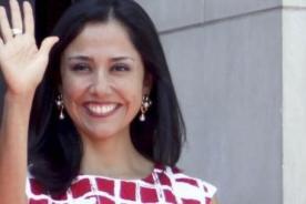 Nadine Heredia envía saludos por el Día de la Mujer 2014