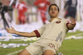 Universitario: ¿Diego Guastavino vuelve para jugar el Torneo Clausura?