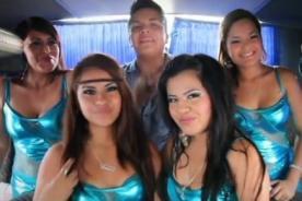 Corazón Serrano: Grupo da consejos de como prevenir la neumonía - Video