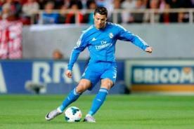 Liga BBVA: Cristiano Ronaldo igualó récord tiro libre de Ronaldinho - VIDEO
