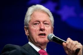 A Bill Clinton no le 'asombraría' la visita de extraterrestres a la Tierra