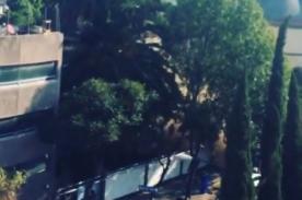 Mexicanos comparten videos del terremoto que sacudió la capital
