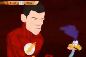 The 46 Show: La mejor parodia de final de la Copa del Rey - VIDEO