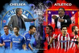 Champions League: Conoce las alineaciones del Chelsea vs Atlético de Madrid