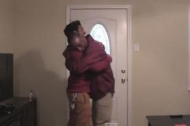 Hombre sin hogar de la lotería premiada ya tiene casa [Video]