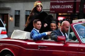 Lady Gaga subastará uno de sus autos por fundación benéfica