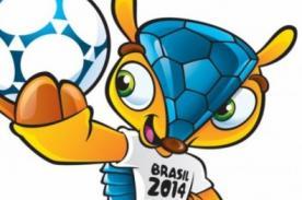 Fuleco, la mascota del Mundial 2014, está en peligro de extinción