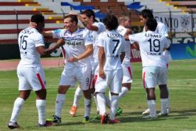 San Martín pasa a la final de la Copa Inca 2014 tras vencer a Melgar
