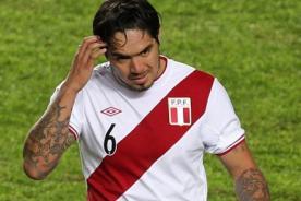 Juan Vargas no fue convocado por estar lesionado