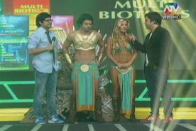 Mario Hart y Alejandra Baigorria regresan a Combate - Video