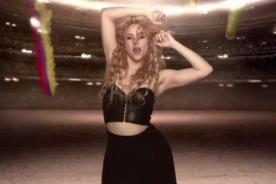Brasil 2014: Mira a Shakira con Lionel Messi [Video]