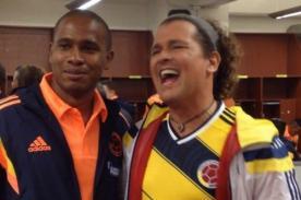 Colombia: Carlos Vives 'alienta' a su selección previo al Mundial 2014