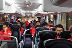 Amistoso Perú vs Inglaterra: Selección nacional ya se encuentra en Londres