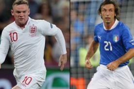 Copa del Mundo 2014: Inglaterra vs Italia en vivo por ATV