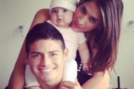 Esposa de James Rodríguez es criticada en España