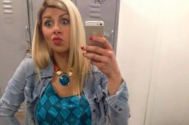 Xoana González: Difuden foto perdida de su adolescencia - FOTO