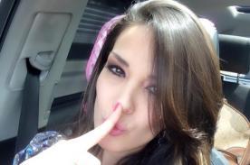 Facebook: ¡Silvia Cornejo y la comprometedora foto con este cantante! - FOTO
