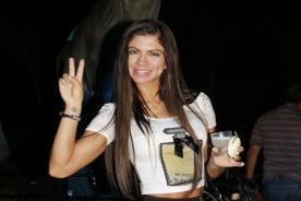 Giannina Luján paraliza todo con sexy foto en hilo dental - FOTO
