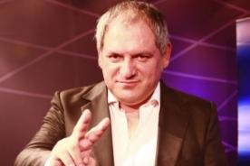 Álamo Pérez Luna hace escándalo en estado de ebriedad