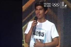 IGUALITO: La voz de este participante de Yo Soy te dejará impactado - VIDEO