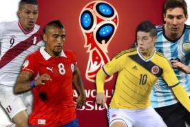 Mundial Rusia 2018: Así va la tabla de posiciones tras el Perú vs Argentina