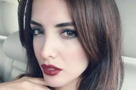 Rosángela Espinoza te pondrá pálido con este selfie en Instagram - FOTO