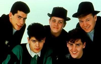 Backstreet Boys y New Kids on the Block cantan juntos I Want It That Way