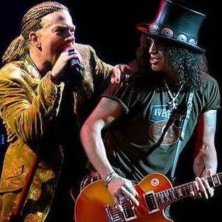 Guns N´Roses y Red Hot Chili Peppers ingresaron al Salón de la Fama del Rock