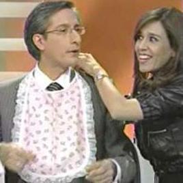 Federico Salazar y Katia Condos son padres por tercera vez