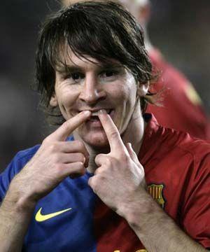 Fútbol español: Messi sufre una leve rotura muscular