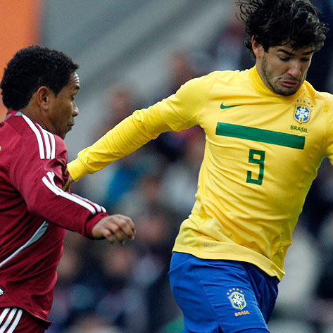 En vivo: Brasil vs Venezuela (0-0) - Minuto a Minuto - Copa América 2011