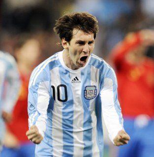 Lionel Messi: Seré campeón Mundial con Argentina