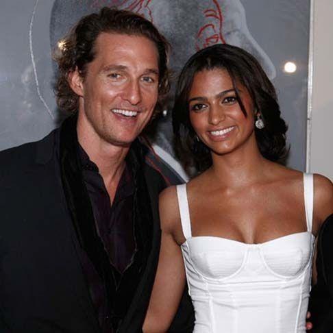 Matthew McConaughey propuso matrimonio a su pareja por navidad