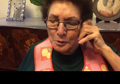 ¡La abuela Norma se enteró de que Paolo Guerrero está suspendido! (VIDEO)